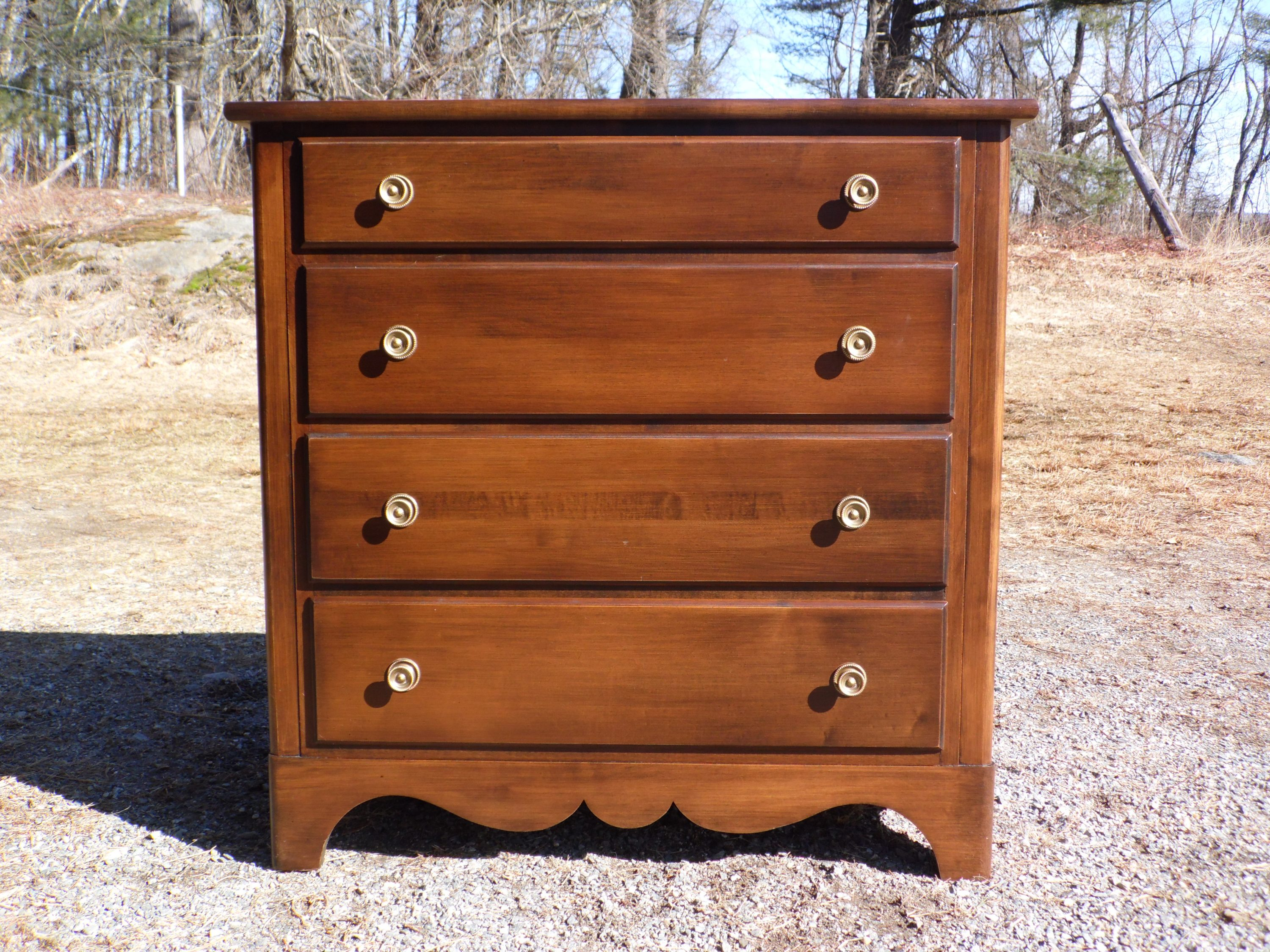 4 Drawer Bachelor's Chest