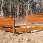 Double Spool Bed