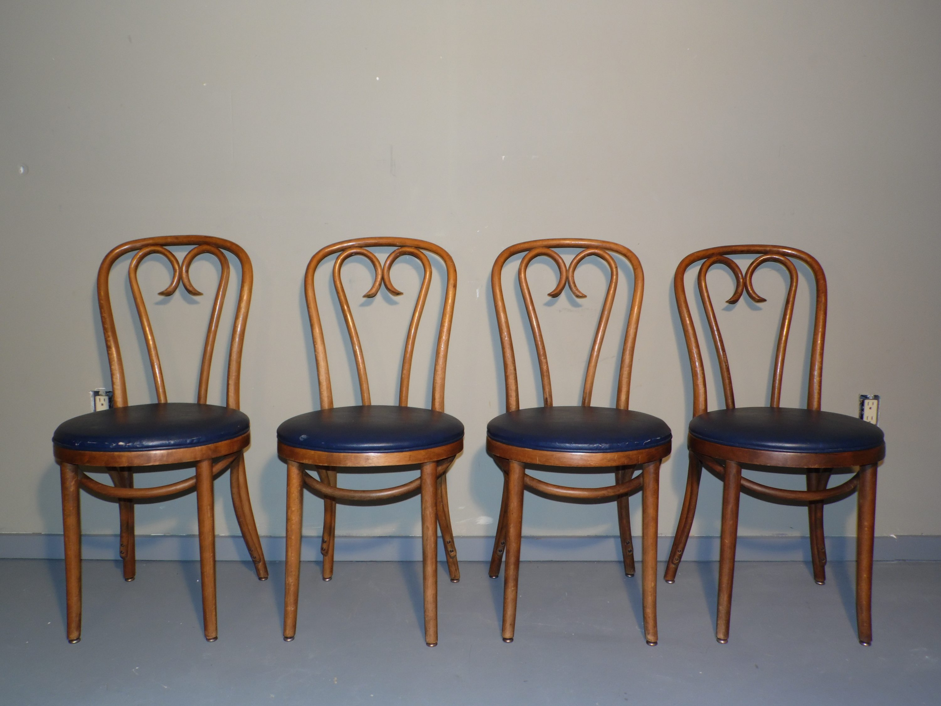 Bentwood Cafe Chairs