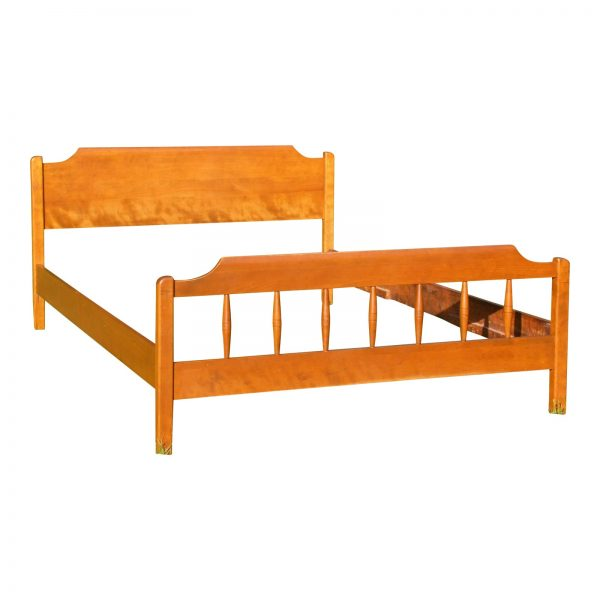 Vintage Ethan Allen American Traditional Full Double Bed
